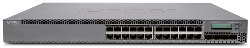 Juniper Networks EX3300-24T Ethernet Switch