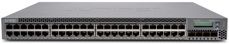Juniper Networks EX3300-48T Ethernet Switch