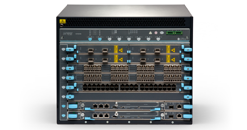 Juniper Networks EX Series Switches