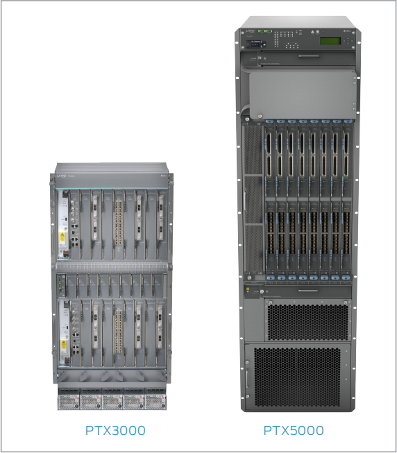 Juniper Networks PTX3000 and PTX5000 Specifications